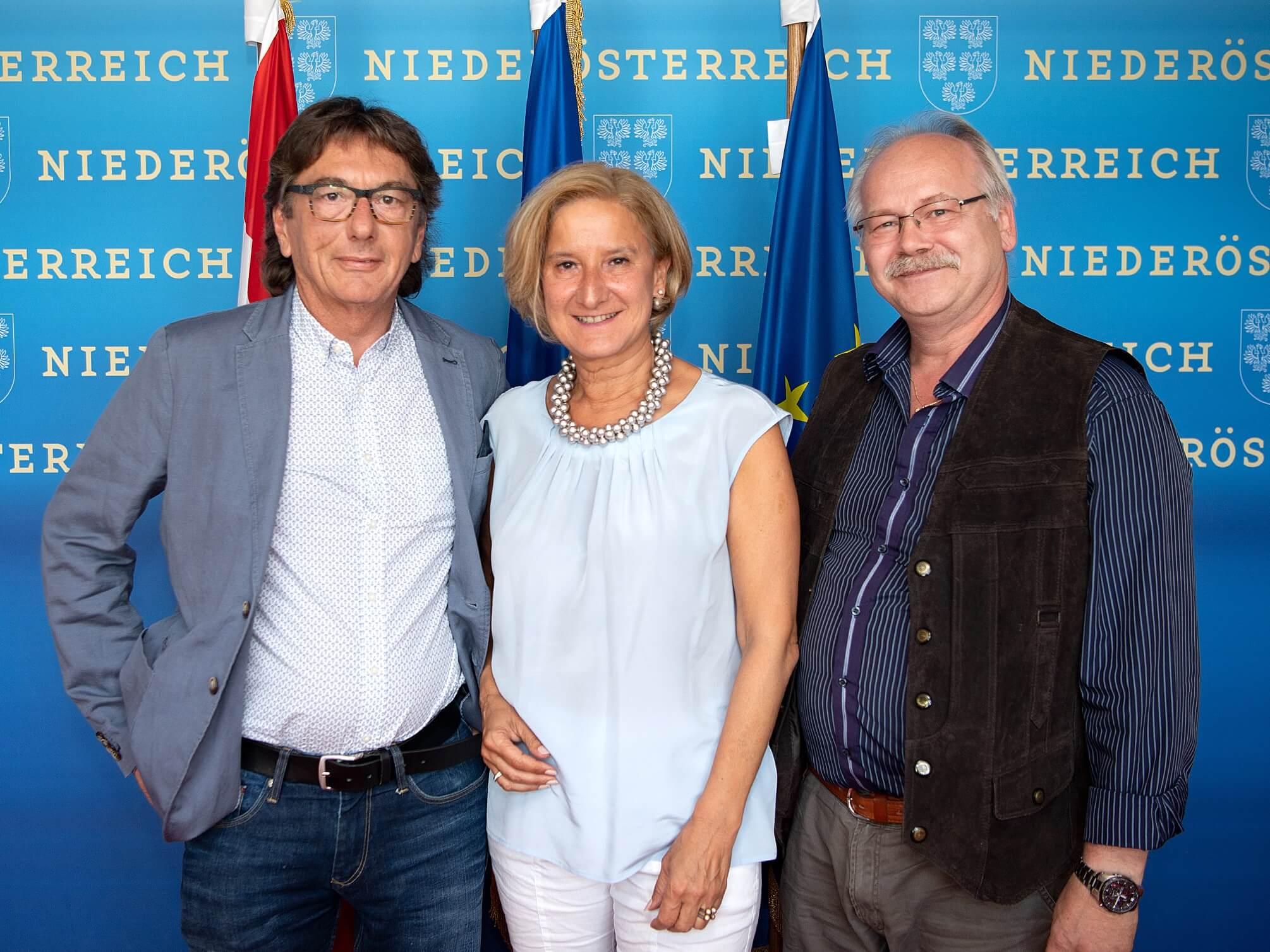 Gastwirte-Stammtisch - LEADER Region WEINVIERTEL